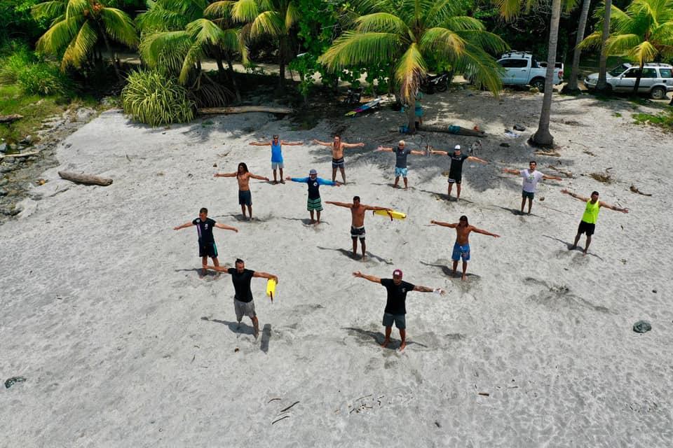 CPR course Montezuma Costa Rica