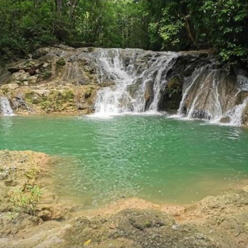 Lajas Waterfall