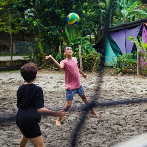 Basketball y volleyball Montezuma-15
