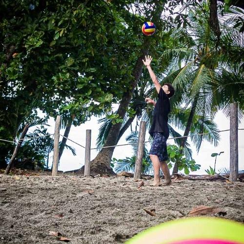 Basketball y volleyball Montezuma-21