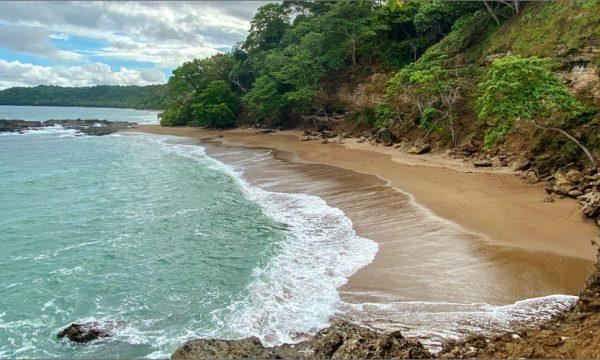 view of Cocalito beach